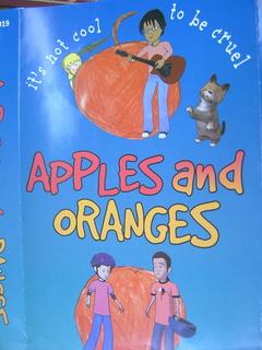 사과와 오렌지 Apple and Orange의 스틸사진