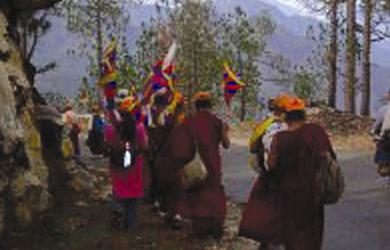 오픈로드 The Open Road: The Failed Secret Mission to Tibet의 스틸사진