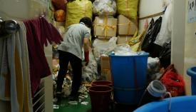 박근혜정권퇴진행동 옴니버스 프로젝트 '광장' <청소> 스틸컷