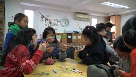 박근혜정권퇴진행동 옴니버스 프로젝트 '광장' <푸른 고래 날다> 스틸컷